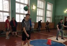 В Дзержинске прошли соревнования по гиревому спорту. С них принимали участие ком