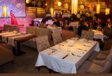 """Почти все места на Новогоднюю ночь в ресторане """"Кают-Компании"""" загородного отеля"""