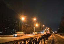 В Дзержинске снова произошла авария на кабельной линии наружного освещения