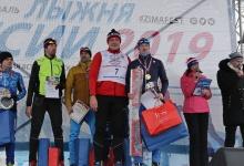 Студент Дзержинского филиала РАНХиГС стал бронзовым призером XXXX Лыжного мемори