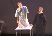 В Театре драмы в Дзержинске состоялась премьера спектакля Марии Шиманской «Страс