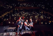 Группа Рок-Острова выступит завтра в Дзержинске