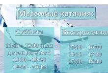 В выходные, 16-17 февраля, в Дзержинске пройдут сеансы массового катания на конь