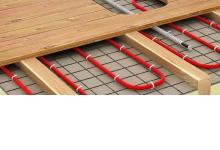 Электрический теплый пол - лучший способ обогрева помещения!