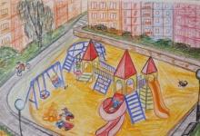 Конкурс детского рисунка «Любимый Дзержинск» устраивает гордума