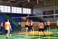 Команда Дзержинского филиала РАНХиГС приняла участие в товарищеской волейбольной
