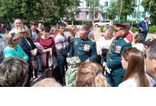 Молодые военные присягнули на верность Родине в Дзержинске