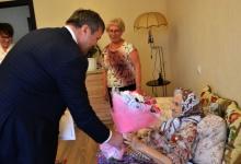 14 июня жительница Дзержинска, труженица тыла Клавдия Павловна Дрягина, работавш