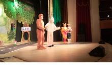 В Дзержинске  на сцене театрального зала во ДКХ прошел  детский спектакль «Перв