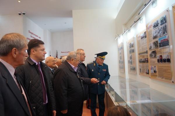 ВДзержинске открылся музей пожарной охраны
