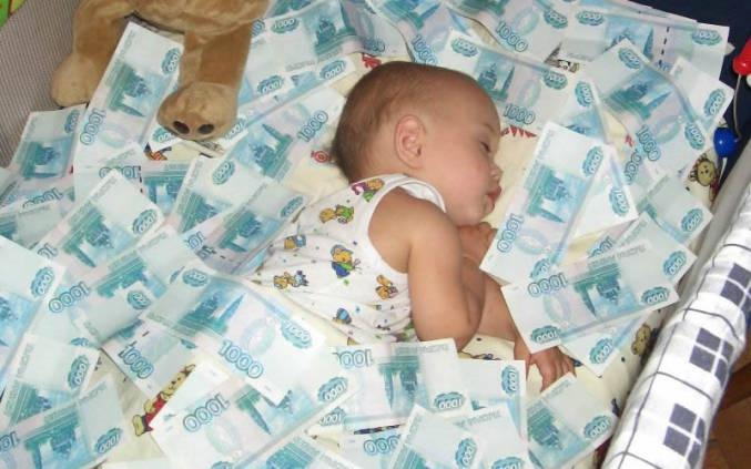 Неменее 50 тыс крымских семей получили по25 тыс руб. маткапитала