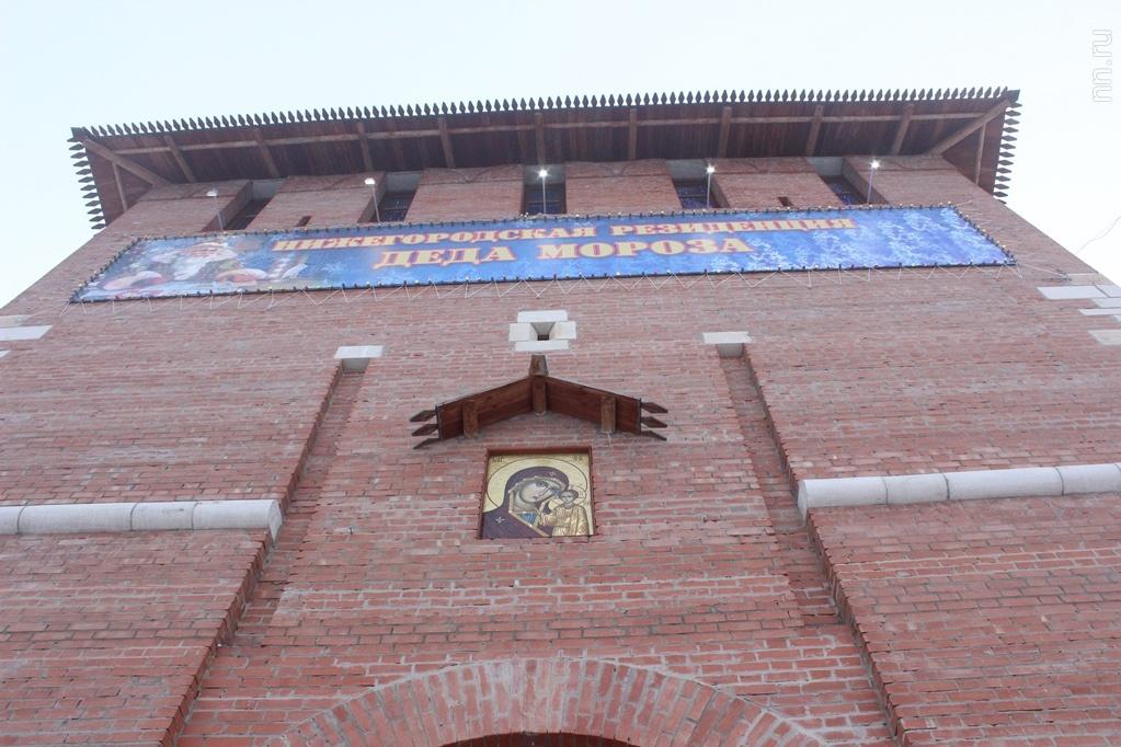 ВСтерлитамаке появится резиденция Деда Мороза