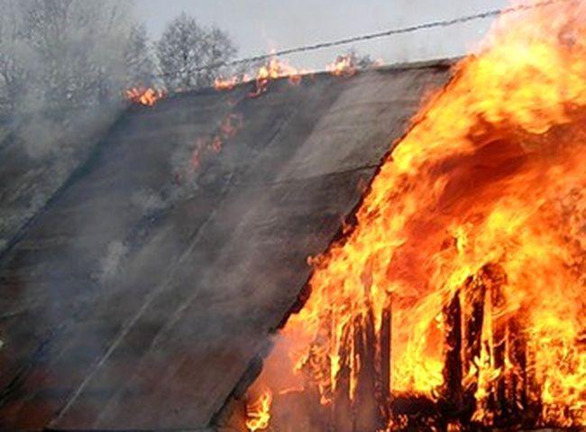 ВНижегородской области впожаре вжилом доме умер мужчина