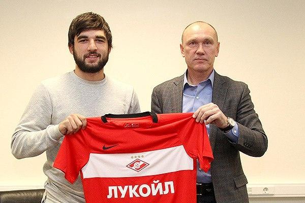Ловчев: Джикия— это превосходный трансфер для «Спартака»