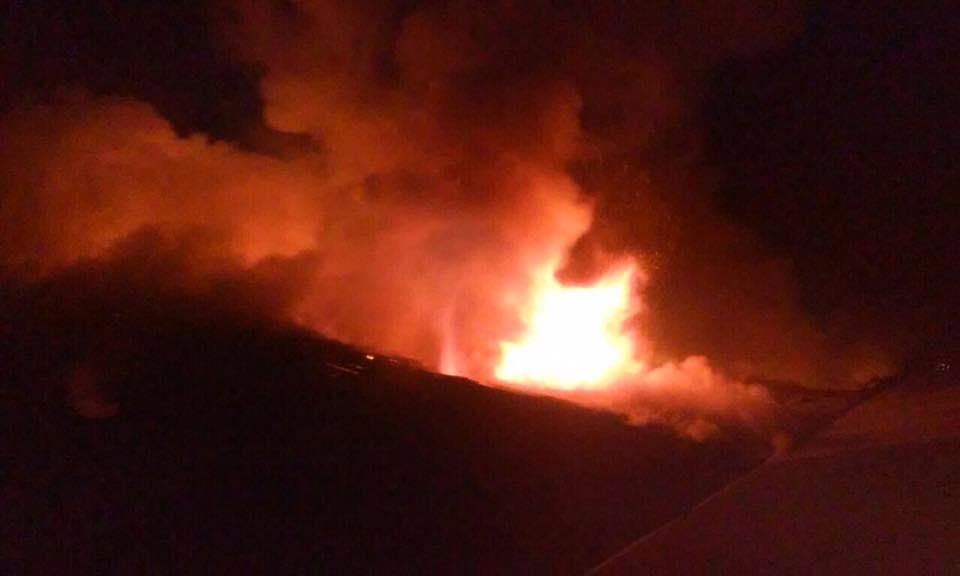 51-летняя женщина пострадала впроцессе пожара намебельном производстве вДзержинске