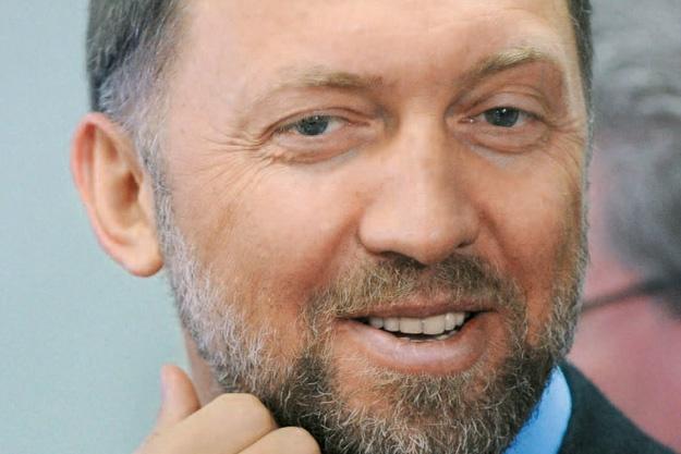 Дерипаска изДзержинска скопил еще три млрд.  долларов