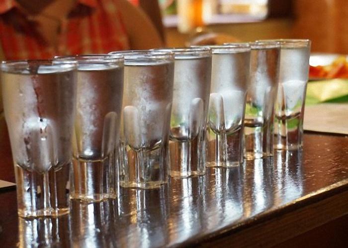 Рецепты водки в домашних условиях из спирта