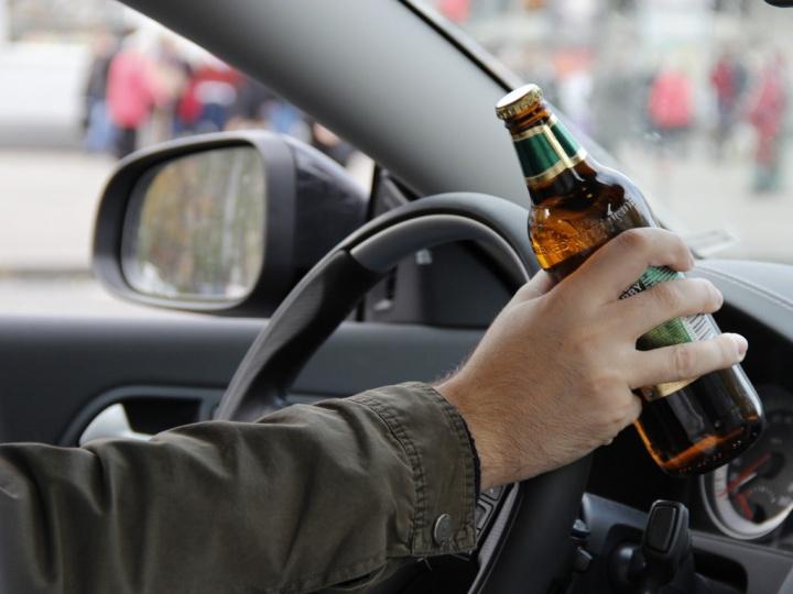 Погоня за нетрезвым водителем сострельбой вДзержинске