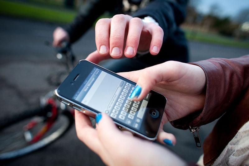 Фото потерянных телефонов