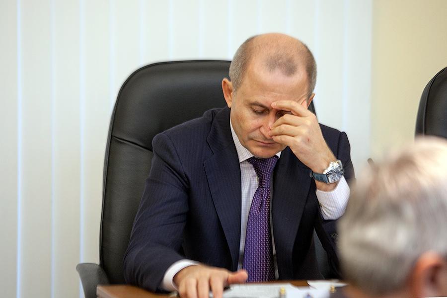 Александр Герасименко может возглавить администрацию Нижнего Новгорода