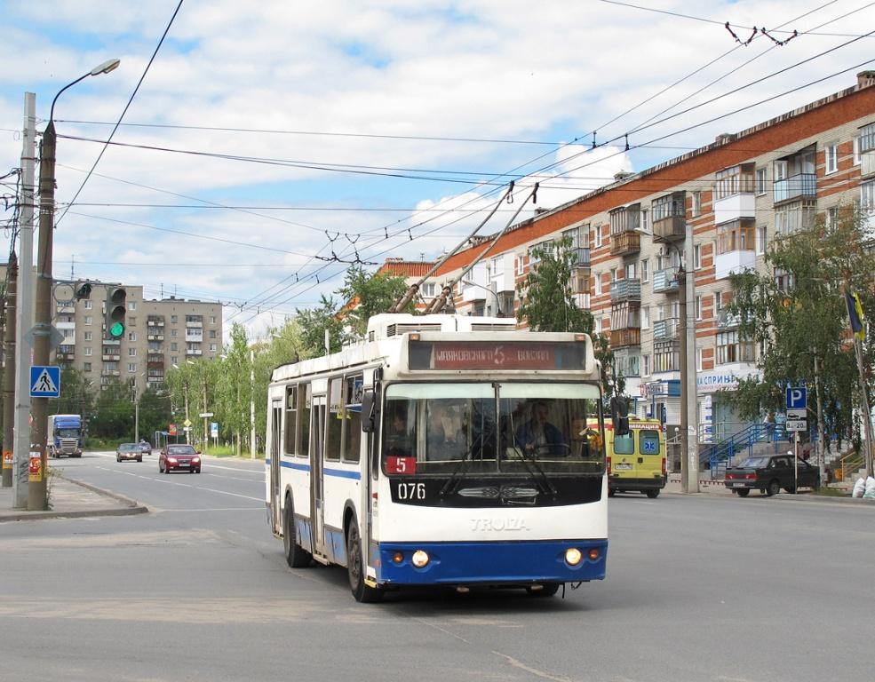 Новейшую транспортную схему внедрят вДзержинске в предстоящем году