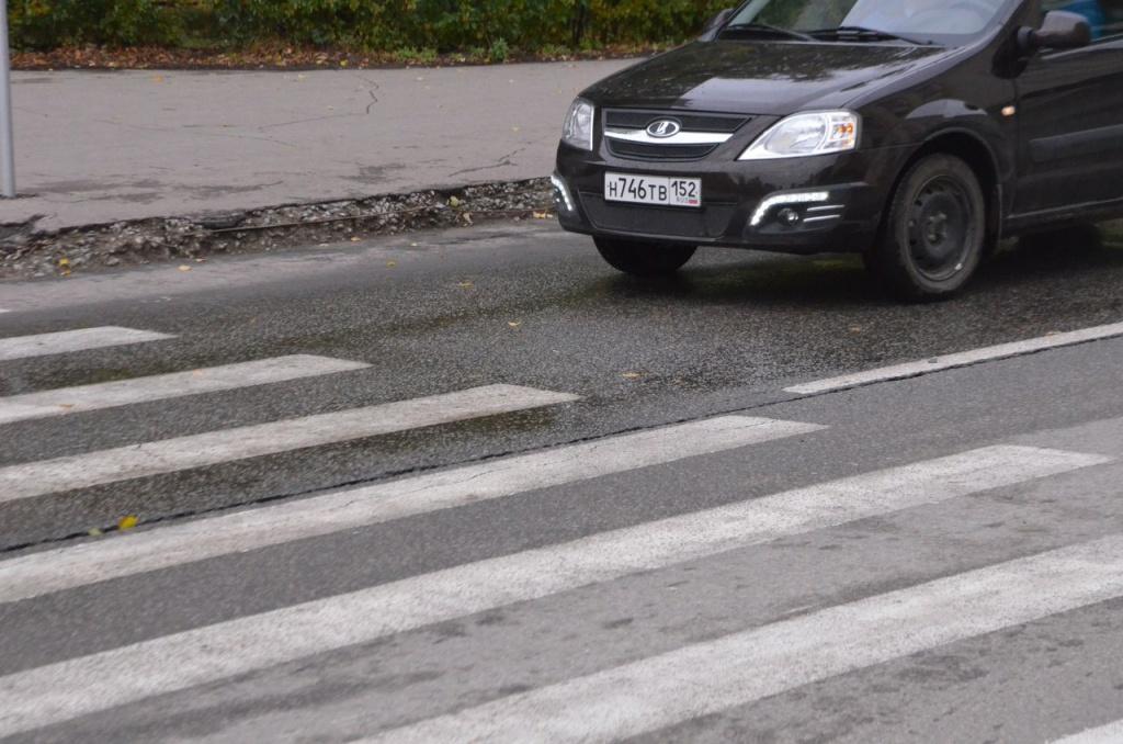 46-летняя автоледи насмерть сбила пенсионерку вНижегородской области