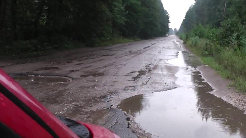 Граждане Дзержинска поедут воФролищи поотремонтированной дороге