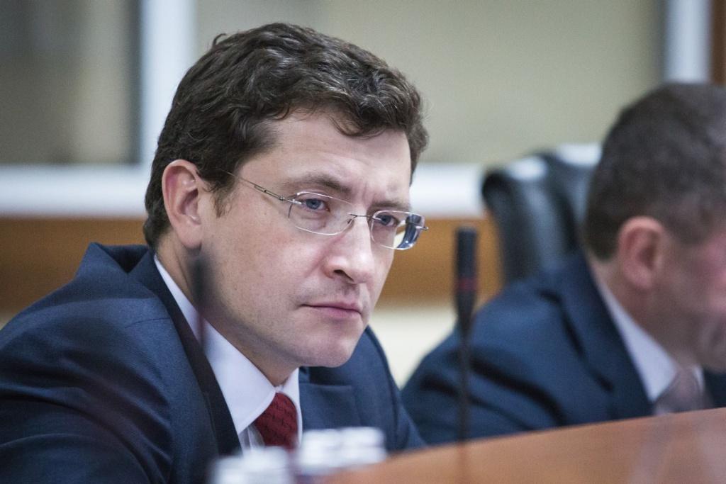 Поправки взакон овыборах губернатора Нижегородской области предлагает внести Глеб Никитин
