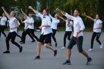 Танцевальный флешмоб в честь Дня Знаний