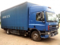 Грузоперевозки DAF 10 тонн 51 куб Дзержинск Н Новгород