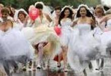 В Дзержинске прошел первый парад невест