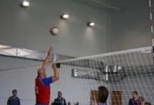 В Администрации Дзержинска состоялось чествование городской команды волейболистов