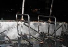 Причиной пожара в автобусе в Дзержинске стала неисправность топливной системы