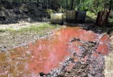 Новая свалка химотходов найдена в Дзержинске