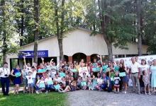 Дзержинский клуб «Клюква» прошел в финал конкурса клубов молодых семей
