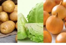Картофель, капуста и лук подешевели в Дзержинске