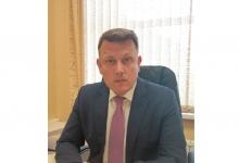 Валерий Лазарев назначен директором департамента информационной политики и взаим