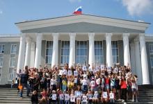 Благотворительная экскурсия для детей из города Тулуна прошла в Дзержинске