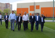 Нижегородская область готова к проведению форума «Россия – спортивная держава»