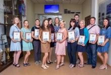 В Дзержинске отблагодарили волонтеров, которые помогали искать Зарину Авгонову