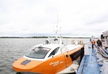 Жители Дзержинска могут прокатиться а Городец на «Валдае-45»