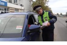 Сотрудники Дзержинской Госавтоинспекции проверили водителей транспортных средств