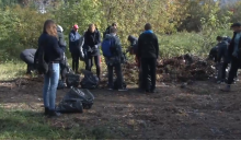 В Дзержинску прошла экологическая акция «Сделаем в Дзержинске!»