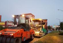В Дзержинске приняты в эксплуатацию еще четыре  отремонтированные дороги
