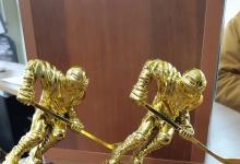 В Дзержинске завершились соревнования по хоккею среди юношей до 12 лет