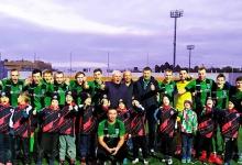 Дзержинская футбольная команда одержала победу