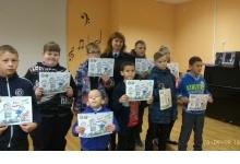 Сотрудники Дзержинской Госавтоинспекции посетили несколько образовательных орган