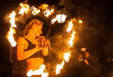 Жители Дзержинска могут посетить фестиваль огня «Жарко»
