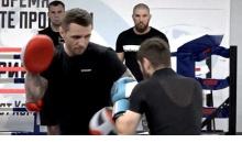 Дзержинск посетили тренеры по боксу мирового уровня