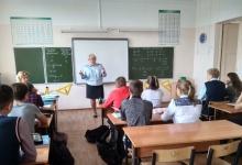 Дзержинские полицейские рассказали детям о вреде наркотиков
